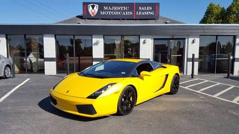 2004 Lamborghini Gallardo for sale in Spring, TX