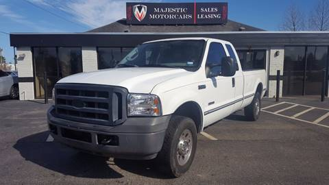 2006 Ford F-250 Super Duty for sale in Spring, TX