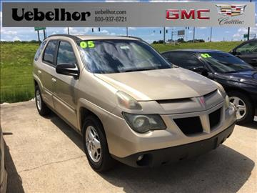 2005 Pontiac Aztek for sale in Vincennes, IN