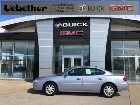2006 Buick LaCrosse for sale in Vincennes, IN