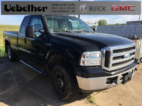 2005 Ford F-250 Super Duty for sale in Vincennes, IN