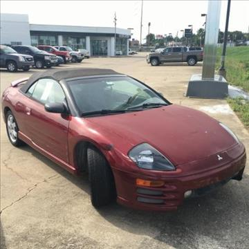 2002 Mitsubishi Eclipse Spyder for sale in Vincennes, IN