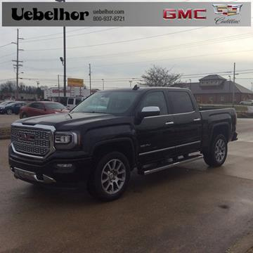 2017 GMC Sierra 1500 for sale in Vincennes, IN