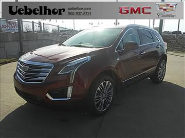 2017 Cadillac XT5 for sale in Vincennes, IN