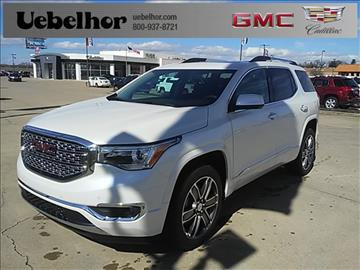 2017 GMC Acadia for sale in Vincennes, IN