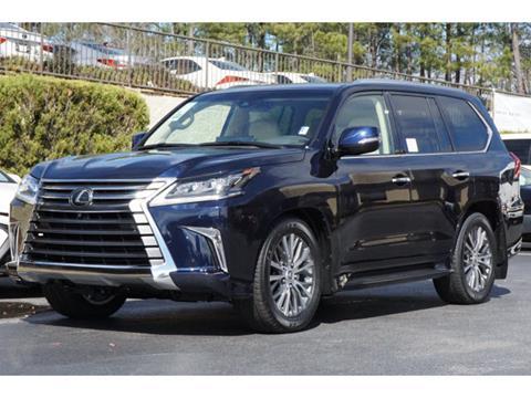consultancy untitled automotive lexus lx product milcar