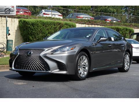 Lexus Ls 500 For Sale In Greenville Sc Carsforsale Com
