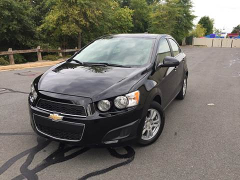 2016 Chevrolet Sonic for sale in Dulles, VA