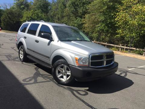2006 Dodge Durango for sale in Dulles, VA