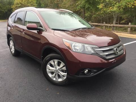 2013 Honda CR-V for sale in Dulles, VA