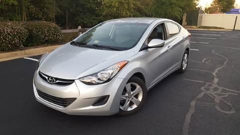 2013 Hyundai Elantra for sale in Dulles, VA