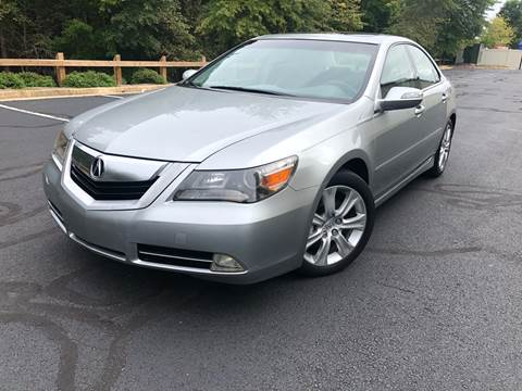 Used Acura RL For Sale Carsforsalecom - Used acura rl