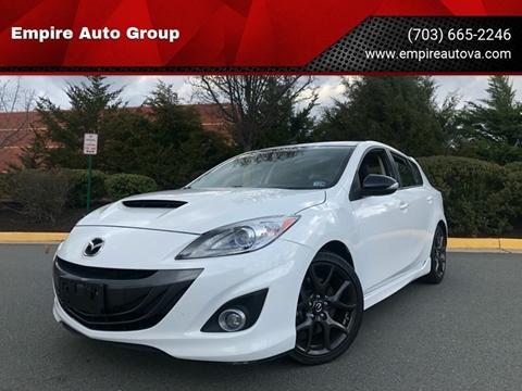2013 Mazda MAZDASPEED3 for sale in Sterling, VA