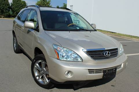 2007 Lexus RX 400h for sale in Sterling, VA