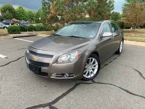 2012 Chevrolet Malibu for sale in Sterling, VA