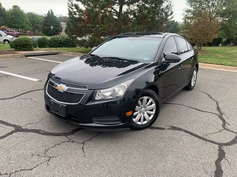 2011 Chevrolet Cruze for sale in Sterling, VA