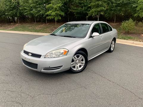 2013 Chevrolet Impala for sale in Sterling, VA