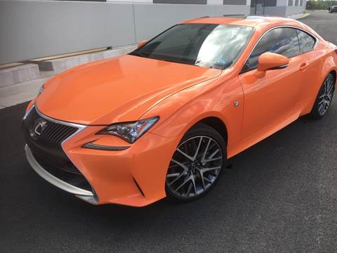 2015 Lexus RC 350 for sale in Sterling, VA