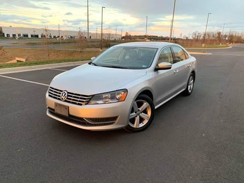 2013 Volkswagen Passat for sale in Sterling, VA