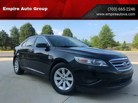 2012 Ford Taurus for sale in Sterling, VA