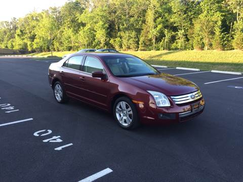 2006 Ford Fusion for sale in Dulles, VA