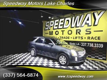 2007 Cadillac SRX for sale in Lake Charles, LA
