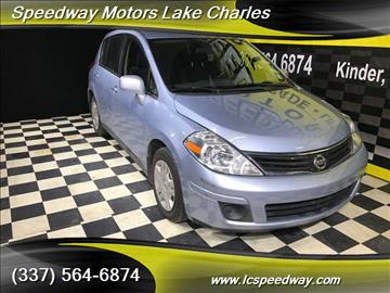 2012 Nissan Versa for sale in Lake Charles, LA
