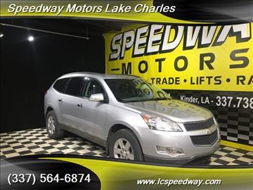 2012 Chevrolet Traverse for sale in Lake Charles, LA