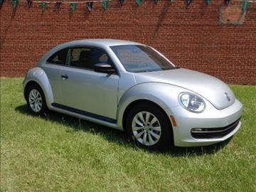 2014 Volkswagen Beetle for sale in Hemingway, SC