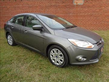 2012 Ford Focus for sale in Hemingway, SC