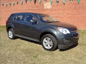 2014 Chevrolet Equinox for sale in Hemingway, SC