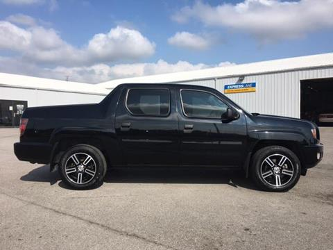 2013 Honda Ridgeline for sale in New Athens, IL