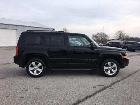 2016 Jeep Patriot for sale in New Athens, IL
