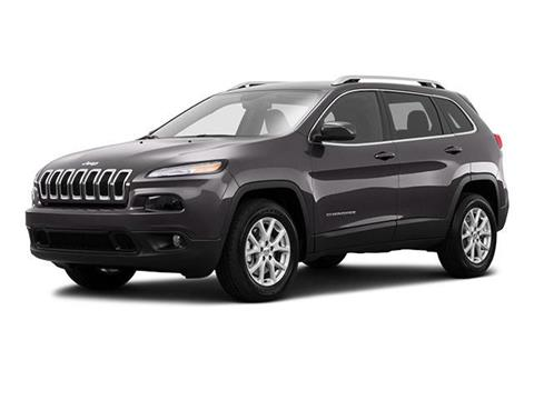 2017 Jeep Cherokee for sale in New Athens, IL