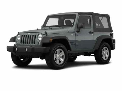 2016 Jeep Wrangler for sale in New Athens, IL