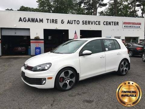 2012 Volkswagen GTI for sale at Agawam Tire Home of ATA Performance in Feeding Hills MA
