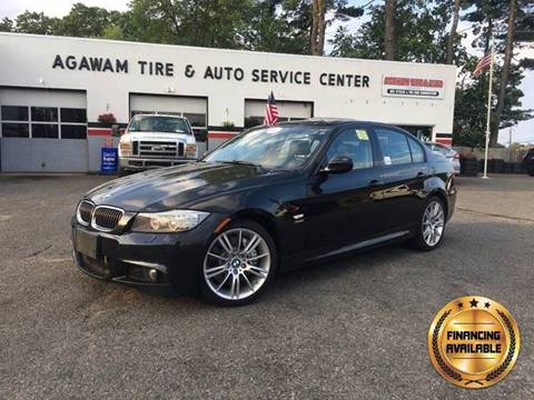 2011 BMW 3 Series for sale at Agawam Tire Home of ATA Performance in Feeding Hills MA