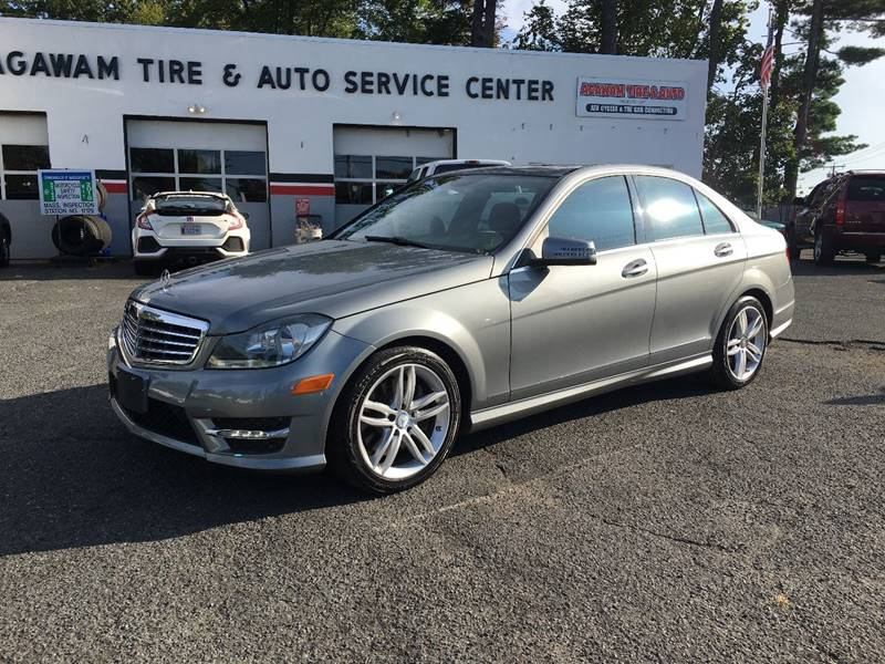 2014 Mercedes-Benz C-Class for sale at Agawam Tire Home of ATA Performance in Feeding Hills MA