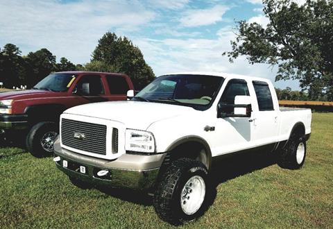 2006 Ford F-250 Super Duty for sale in Hertford, NC