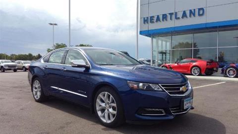 2014 Chevrolet Impala for sale in Morris, MN