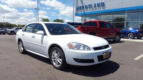 2014 Chevrolet Impala Limited for sale in Morris MN