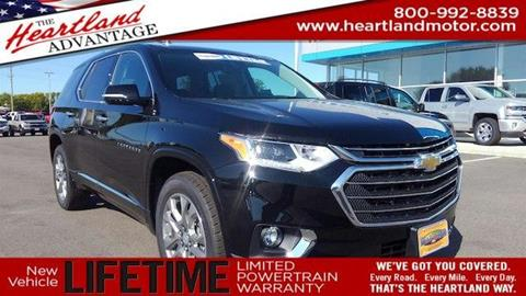2018 Chevrolet Traverse for sale in Morris MN