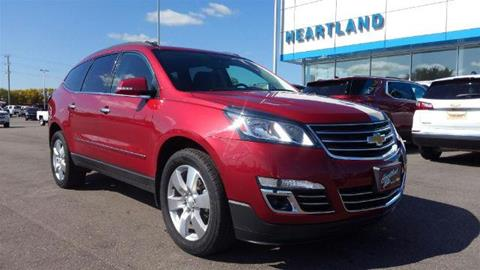 2013 Chevrolet Traverse for sale in Morris MN