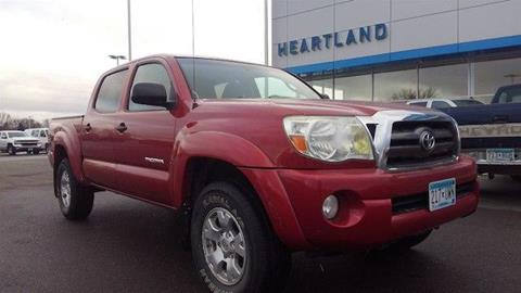 Used toyota tacoma for sale in minnesota for Heartland motor company morris mn