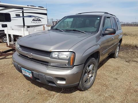 Used 2002 chevrolet trailblazer for sale in minnesota for Heartland motor company morris mn