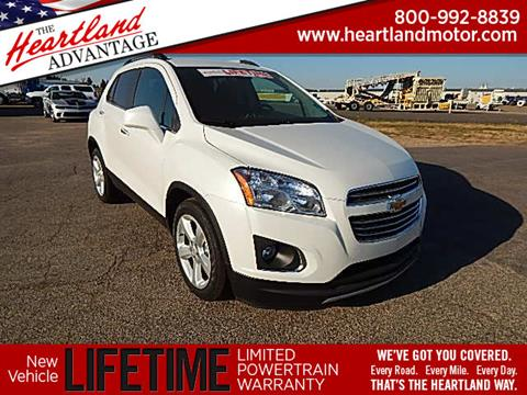 2015 chevrolet trax for sale in minnesota for Heartland motor company morris mn