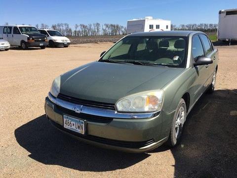 2004 Chevrolet Malibu for sale in Morris, MN