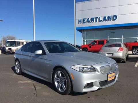 2013 BMW 5 Series for sale in Morris MN