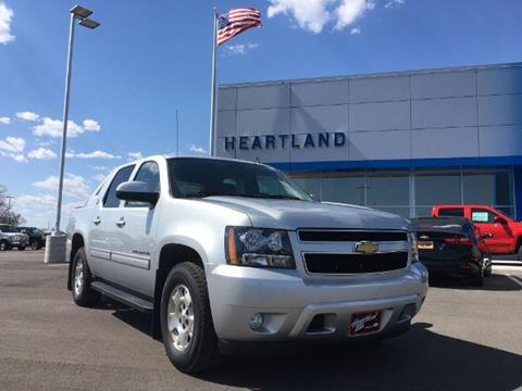 Chevrolet black diamond avalanche for sale in minnesota for Heartland motor company morris mn