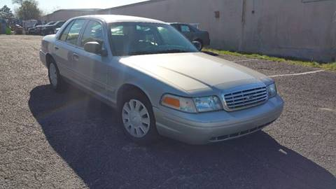 2008 Ford Crown Victoria for sale in Capitol Heights, MD